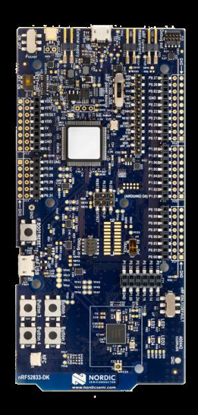 nRF52833-DK